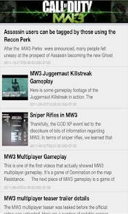 MW3 Game Play Exposed - screenshot thumbnail