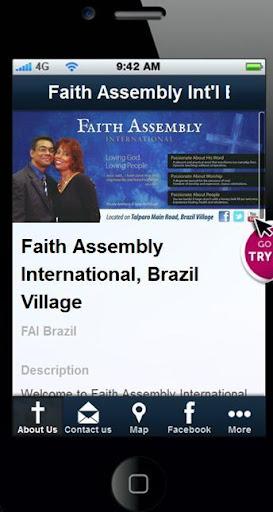 FAI Brazil
