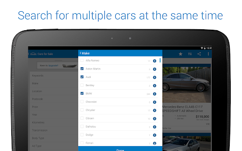 Carsales.com.au - screenshot thumbnail