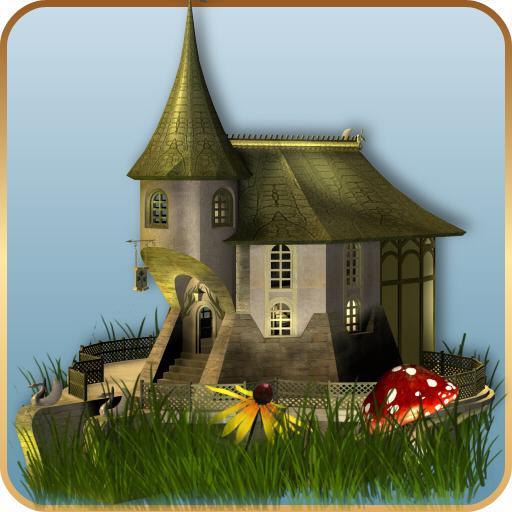 ADWTheme童話村 個人化 App LOGO-APP試玩