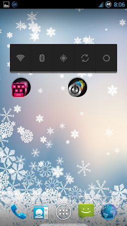 Frozen Live Wallpaper 1.2 screenshot 2081466