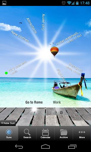 SunDo - share tasks to-do