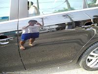VW ジェッタ 07y  洗車達人PRO.com 兵庫県 会員様
