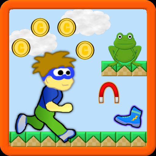 Titan Run World - 运行游戏世界 LOGO-APP點子