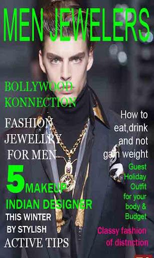 Magazine Cover Creator