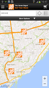 The Home Depot Canada - screenshot thumbnail