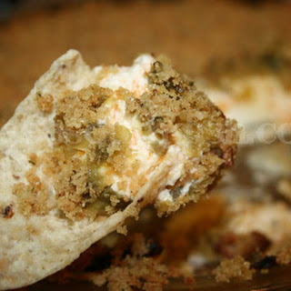 Awesome Jalapeno Popper Dip.