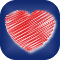 Falling Valentine Hearts icon