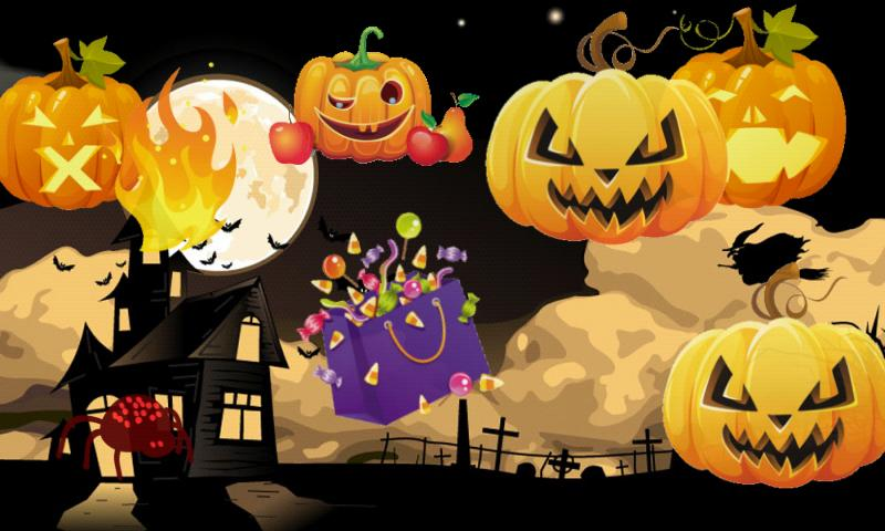 Halloween for Toddlers FREE- screenshot