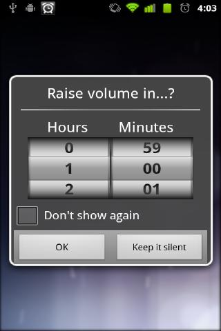 Volume Manager Pro - screenshot