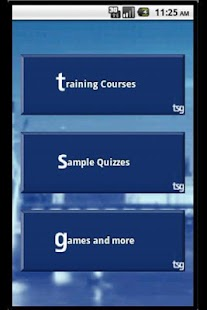 TSG Software Testing Skills - screenshot thumbnail