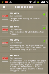 880 KRVN - screenshot thumbnail