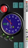 Screenshot of Blue Speedo Dynomaster Layout