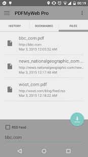 PDFMyWeb Pro - screenshot thumbnail