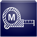 Distance mètre icon
