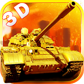 Tank Soldier: Endless Battle3D