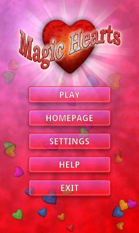 Magic Hearts- screenshot