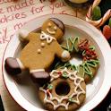 Christmas Cookies. logo