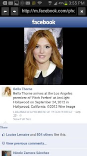 Bella Thorne Fans - screenshot thumbnail