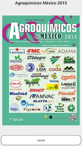 Agroquímicos de México 2015