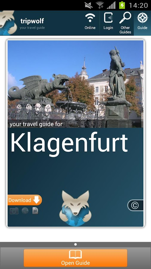 Klagenfurt Travel Guide - screenshot
