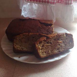 Moist, Delicious Banana Bread