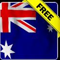 Australia flag Free lwp icon