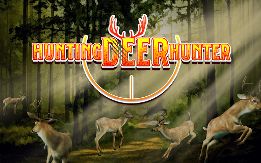 Hunting Stag Hunter 3D