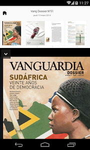 Vanguardia Dossier screenshot 2