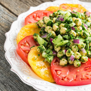 Eat Your Greens Chickpea Medley
