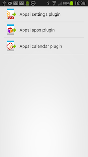Appsi Plugin powerpack- screenshot thumbnail
