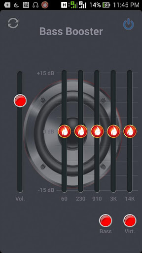 Equalizer Bass Booster Android