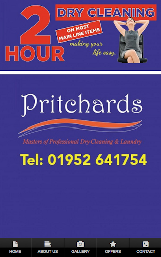 Pritchards Dry Cleaners