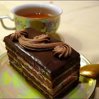 Chocolate Pastry.