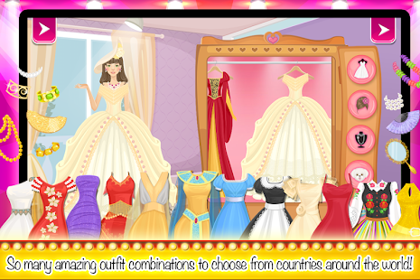 Dressing Up: Fashion Show Game- screenshot thumbnail