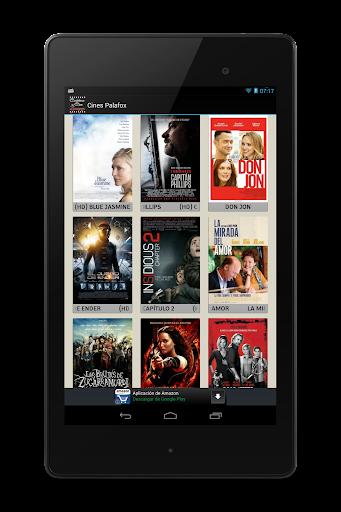 【免費娛樂App】Cartelera de Cine Zaragoza-APP點子