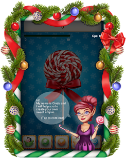 Christmas Cookie Clicker - screenshot thumbnail