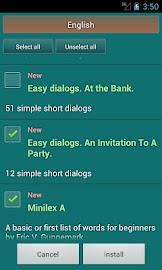 Listen & Speak Screenshot 3
