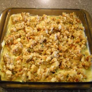 Zucchini Stuffing Bake