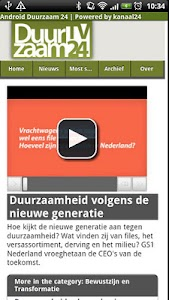 Duurzaam24 screenshot 1
