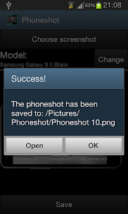 Phoneshot - screenshot thumbnail