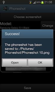 Phoneshot- screenshot thumbnail