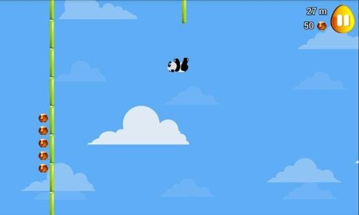 Panda Slide screenshot