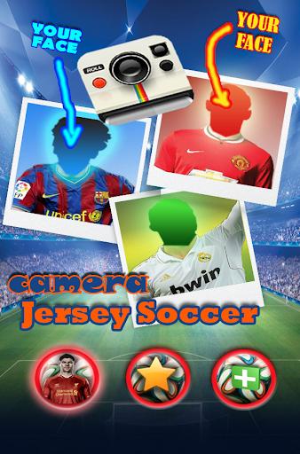 Jersey Soccer Camera