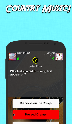 Country Music Trivia - screenshot