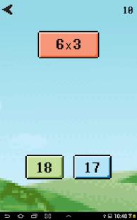 Tap Math fun brain games