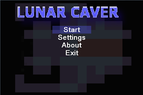 Lunar Caver- screenshot thumbnail