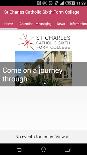 St Charles Sixth Form College