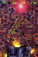 Screenshot of GRave Defense Holidays