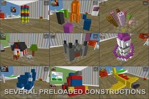 Screenshot of Block Builder